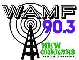 WAMF LP 90.3 FM New Orleans